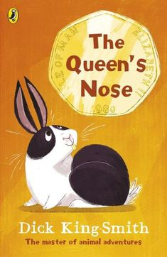 """Read """"The Queen's Nose"""" by Dick King-Smith available from Rakuten Kobo. Harmony's uncle sends her on a treasure trail - which disappointingly ends in her finding a piece. But the coin is a. Book Club Books, Books To Read, Kids Reading Books, Young Adult Fiction, Animal Magic, Penguin Random House, Classic Literature, Penguin Books, Great Books"""