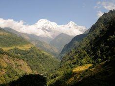 Anapurna Base Camp - hiking - 11 days of relentless verticality