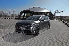 Fostla Matte Black Audi Q7