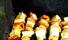 Brochette de poulet Dairy, Cheese, Food, Meal, Eten, Meals