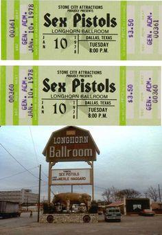 Johnny Rotten And Steve Jones, Sex Pistols