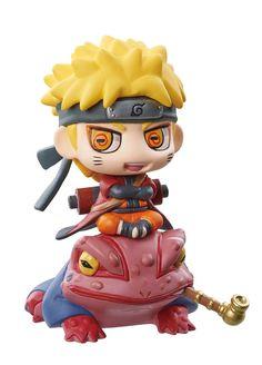 Crunchyroll - Store - Petit Chara Land Naruto Shippuden - Naruto and Akatsuki Part 1