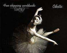 "BJD ballerina doll ""At the ballet class"" + Dancers bar. Collectible doll, art doll, ball jointed doll, gift for dancer. Ballet Class, Ballet Dancers, Fairy Dolls, Bjd Dolls, Dancing Dolls, Princess And The Pea, Ballerina Doll, Doll Stands, Ball Jointed Dolls"