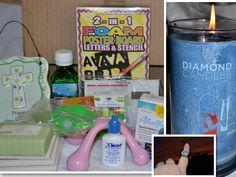 Kimberly's Thoughts 5K & bayUnity 2K Fan Diamond Candle & Mystery Box #Giveaway