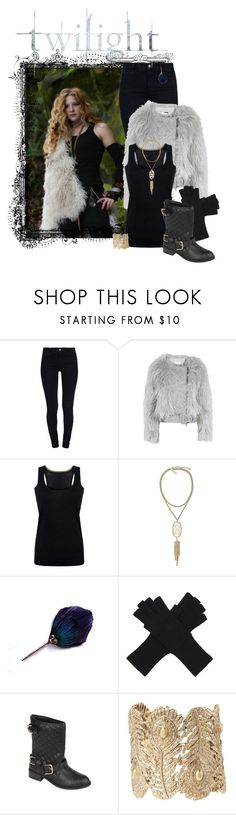 """Victoria 1st Twilight"" by shanasark ❤ liked on Polyvore featuring STELLA McCARTNEY, Band of Outsiders, Amanda Wakeley, Kendra Scott and Marc Jacobs"