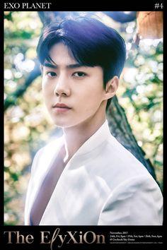 [Vyrl] EXO : '#EXO PLANET #4 - The EℓyXiOn -' ■ 2017.11/24(금) 8PM(KST), 11/25(토) 6
