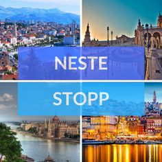 Four great destinations in Europe for digital nomads #blog #coworking