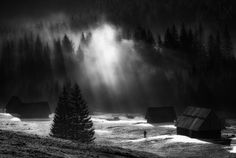 30 Beautiful Examples of Black and White Landscape Photography