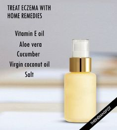 We suffer from many skin ailments; out of that eczema is the most common and difficult skin issue that we deal with as it really irritates not only the skin but our mood too. We have a lot of doubts about eczema, let us clear that first and foremost. Home Remedies For Eczema, Home Remedies Beauty, Skin Treatments, Organic Skin Care, Natural Skin Care, Essential Oils For Eczema, Routine, How To Treat Eczema, Medicinal Plants