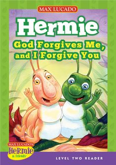 God Forgives Me  and I Forgive You (eBook) Iertare, Max Lucado, Ilustrații