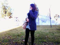 A - B - Beauty - Anita's Blog of beauty: OUTFIT SKORT WHITE&BLACK