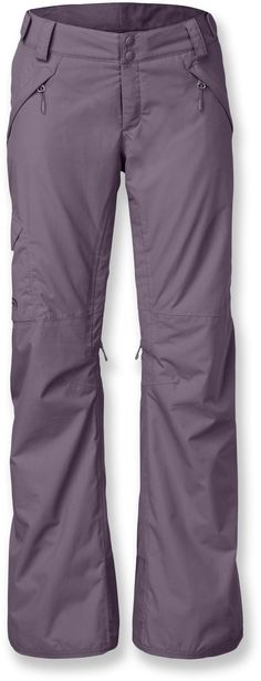 Warm and waterproof, and boasting a modern fit, The North Face Freedom Low-Rise Boot-Cut insulated women's pants are ready for endless days of pow. #REIGifts