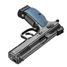 CZ Shadow 2 Speed up and simplify the pistol loading process with the RAE Industries Magazine Loader. http://www.amazon.com/shops/raeind