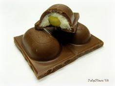 """Yes, I had 4 """"squares"""" of the Lindt Pistachio chocolate for breakfast. It went rather well with my coffee. Anyhoo, have a wonderful Friday ya'll! Fine Chocolate for Fine Occasions! Boston Cream Cupcakes, Tasty, Yummy Food, Cheat Meal, Something Sweet, Chocolate Lovers, Miniature Food, Other Recipes, Cheesecake Recipes"""