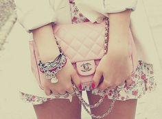 Pastel pastel pastel fashion bag