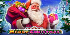 Slotorama is spreading the Christmas cheer throughout the holidays with the free to play Merry Christmas slot machine!