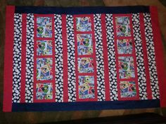 Baby/Lap quilt top and back ready for quilting. by EmilHansDesigns, $29.00