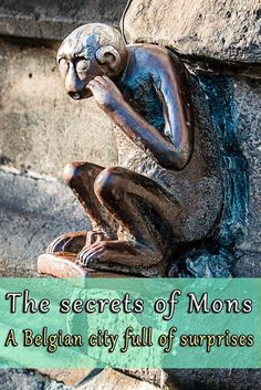 The secrets of the Grande Place in Mons