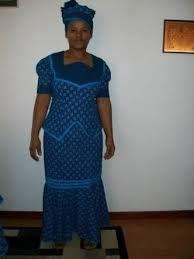 Image result for sotho traditional dresses