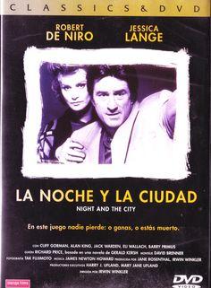 La noche y la ciudad (1992) EEUU. Dir: Irwin Winkler. Drama - DVD CINE 951