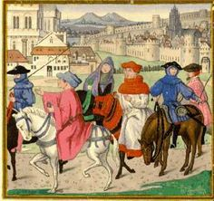chaucer and canterbury tales | Publish with Glogster!