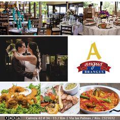 Realiza tus eventos en Angus Brangus Parrilla Bar , ofrecemos paquetes que incluyen: alimentos, bebidas, salón, lencería, meseros y parqueadero.  Reservas: 2321632. www.angusbrangus.com.co comunicaciones.angus@gmail.com  #Restaurantesparabodas #Medellín #AngusBrangus #banquetes #salonespararecepciones #novios #bodas #grados #cumpleaños #restaurantesmedellín #mejoresrestaurantes #recomendadosmedellín