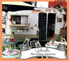 Gabrielle The Little Caravan