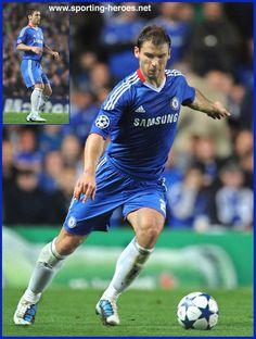 Branislav IVANOVIC Chelsea FC