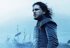 Jon Snow/King Crow - Hardhome - Season 5 Episode 8