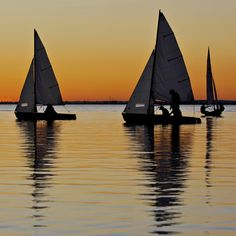 Ghost Sailing.  I have done a ton of this in my life!  It can be a very magical and tranquil time!!!.