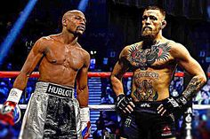 "A boxing match between Floyd ""Money"" Mayweather and UFC Lightweight  Champion Conor McGregor is"