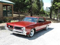 1964 Pontiac Grand Prix Maintenance/restoration of old/vintage vehicles: the material for new cogs/casters/gears/pads could be cast polyamide which I (Cast polyamide) can produce. My contact: tatjana.alic@windowslive.com