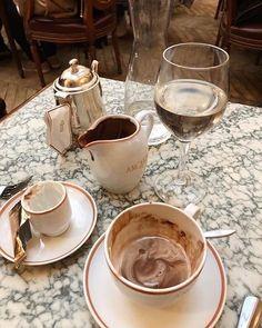"INSPIRATION on Instagram: ""Hot chocolate ☕️"""