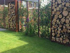 Schutting - De website van schuttingvessem! Firewood, Climbing, Gardening, Decoration, Outdoor, Home Decor, Gardens, Fences, Farmhouse