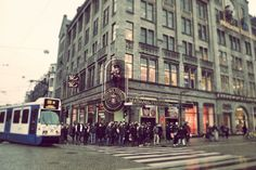 Madame Tussauds, Dam Square, Amsterdam. December 2011...