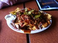 A favorite on Beale Street- BBQ Nachos at Alfred's on Beale! http://www.alfredsonbeale.com/