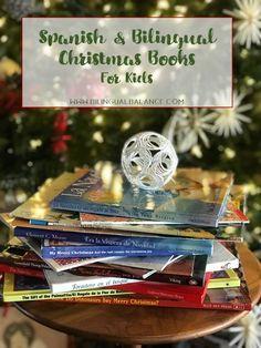 25+ Spanish & Bilingual Christmas Books for Kids - Bilingual Balance