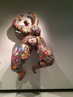 Expo Niki de Saint Phalle - grand Palais - Paris