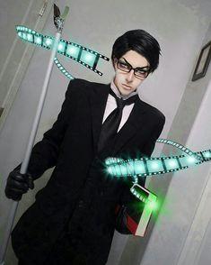 Kuroshitsuji cosplay - Rondo Tatsuya (Tatsuya Senpai) William T. Spears Cosplay Photo - Cure WorldCosplay