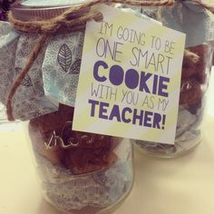 """A """"Sweet"""" Teacher Gift @Elizabeth Lockhart Lockhart Schwab-Fike (Saw this and thought of you)"""