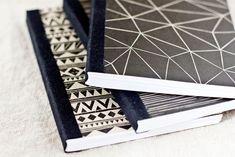Modern Notebooks by Sasha Kretova