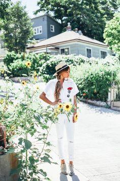 TESSA BARTON: blending in white