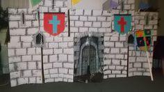 living a cottage life: medieval decor: castles