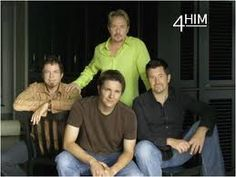 4Him - no longer a group, but still love them for their stand
