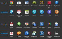 #Android Samsung dejara de hacer aplicaciones que imitan a la nativas de Android? - http://droidnews.org/?p=1143