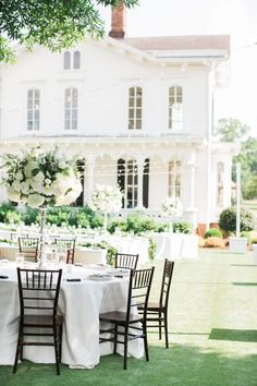 The Merrimon-Wynne House is one of the most renowned wedding and event venues in NC, nestled in the historic Oakwood neighborhood of downtown Raleigh. Southern Charm Wedding, Southern Bride, Southern Weddings, North Carolina Weddings, Nc Wedding Venue, Outdoor Wedding Venues, Indoor Wedding, Chapel Wedding, Wedding Magazine