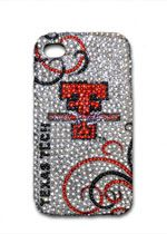 I bought this about a month ago and LOVE it!!  Texas Tech iphone 4 cover