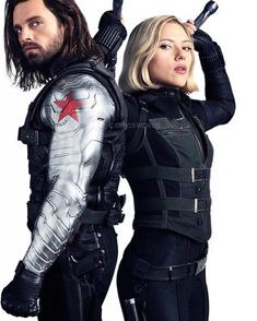 I need this. I'm happy with winter widow. I'm happy with Stucky. But so help me if Bucky gets no one I will riot