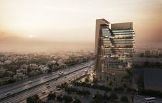 sited within a prime 21-hectare site north of al-badad, the historical area in jeddah, the vast plot is owned by the largest independent toyota distributor.