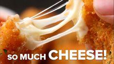 6 Amazing Cheese-Stuffed Recipes - YouTube
